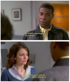 "50 of the Greatest Things That Ever Happened on '30 Rock'  ...without the ""We Need a Kidney"" song. I love that episode!"