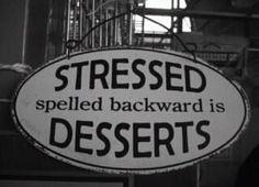 via Tony Bennett dessert