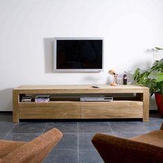 déco salon carrelage gris, meuble crème, mur blanc