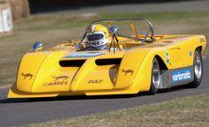 1972 Huron-DAF 4A Cosworth Variomatic