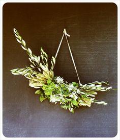 Moon Canyon Design Co.///Olive & Succulent Wreath