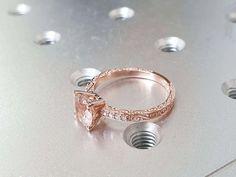 #14k #Rose #Gold #Vintage #Diamond #Morganite #Engagement #Ring #& | Etsy #14k #morganite #ring #18k #morganite #ring #rose #gold #engagement #wedding #ring #engagement #ring #pink #morganite #ring #morganite #sets #morganite #wedding #rose #gold #morganite #morganite #ring #morganite #engagement #morganite #diamond #floral Floral Engagement Ring, Morganite Engagement, Morganite Ring, Vintage Diamond, Vintage Rings, Meteorite Ring, Moissanite Wedding Rings, Tungsten Wedding Bands, Natural Diamonds