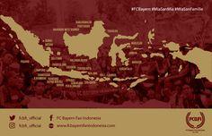 Open membership FC Bayern Fan Indonesi periode 1-2017