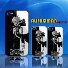 D Gray Man Allen Walker Yu Kanda Lenalee Lee Lavi iPhone 4 or iPhone 4S Case Cover