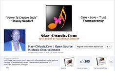 """Facebook Timeline Covers. Dit is een Timeline Cover voor de Facebook Facebook bedrijfspagina """"Stay.CMusic.Com"""". Wil jij ook je Facebook bedrijfspagina opzetten of optimaliseren? Laat je adviseren en maak gebruik van onze gratis Facebook Marketing consult t.w.v. € 97,- . Surf dan naar: www.facebook.com/... Doe het NU! Tot snel... Groetjes, Gilbert"""