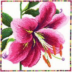 Garden Flowers: Lily de Bothy Threads - Bothy Threads - Broderie - Casa Cenina