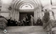 Smyrna Uluslararası Koleji'nin arşiv görüntüleri