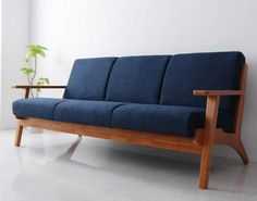 Cool Denim Sofas for unique and gorgeous home look Denim Sofa, Colorful Couch, Wooden Sofa Designs, Unique Sofas, Diy Couch, Wood Sofa, Comfortable Sofa, Best Sofa, Fabric Sofa