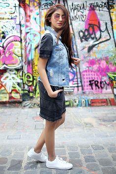 The Snob Journal | Indian Fashion, Beauty and Lifestyle Blog: Denim + Denim #SnobTravels
