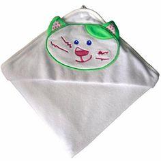 Kitty Hooded Bath Towel