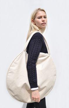 Jasmin Shokrian | Canvas Compass Bag