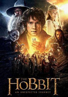 The Hobbit: An Unexpected Journey - Bilbo Baggins, a hobbit enjoying his quiet life, is swept into an epic quest by Gandalf the Grey and. Tolkien, Ian Mckellen, Martin Freeman, Film Scene, Movie Film, Journey 2012, Journey Online, Hobbit An Unexpected Journey, The Hobbit Movies