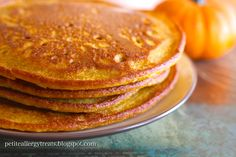 Gluten free pumpkin pancakes are for all the true pumpkin spice lovers out there. These pancakes are packed full of nutrient gluten free grains, is dairy free and egg free! Going gluten free has been an adjustment for many foods. Everything. Except… pancakes. These gluten free Vegan Pumpkin Pancakes really takes like regular wheat pancakes....Read More »