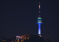namsan tower by res424