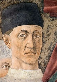 """Piero della Francesca (c.1415–1492), was an Italian painter of the Early Renaissance. As testified by Giorgio Vasari in his Lives of the Artists, to contemporaries he was also known as a mathematician and geometer. Nowadays he is chiefly appreciated for his art. His painting was characterized by its serene humanism, its use of geometric forms and perspective. His most famous work is the cycle of frescoes """"The Legend of the True Cross"""" in the church of San Francesco in the Tuscan town of…"""