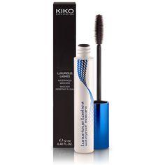 Luxurious Lashes Waterproof Mascara - Mascara résistant à l'eau, effet extra volume - KIKO MAKE UP MILANO