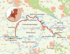 Rondje zwerven door Rivierenland   NKC