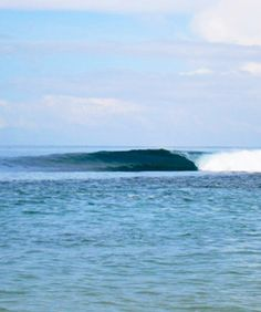 Telo Islands Surfing Waves