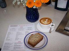 Saturday Spotlight – Leslie Coffee Co. Wichita, Kansas – Wichita Area Events Wichita Restaurants, Coffee Restaurants, Hot Coffee, Iced Coffee, Coffee Drinks, Kansas Wichita, Latte Flavors, Menu Items, Iced Tea
