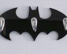 Capa Batman retro / sombrero / toallero por 2D23D en Etsy