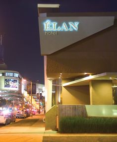 Just steps from the Beverly Center, the Elan Hotel is the perfect place to stay for your LA shopping getaway! www.elanhotel.com Best Boutique Hotels, West Hollywood, Perfect Place, Beverly Hills, Los Angeles