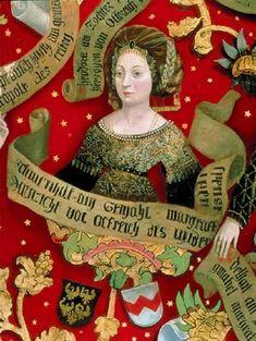 1489-1492 Hans Part. Babenberg Family Tree  Swanhilt 2nd wife of Henry I, Margrave
