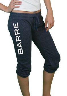 Barre Pants. Barre Bottoms. Barre Tights. Barre Crop Pants. Barre Leggings. Printed Pants. Barre Capri Pants. Barre Side. by SkivviesApparelNLH on Etsy