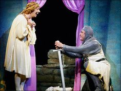 The adorable Christian Borle in Spamalot WHERE ARE YOU!!