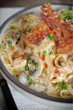 Country Club Chicken | This easy chicken recipe makes for a great weeknight dinner!