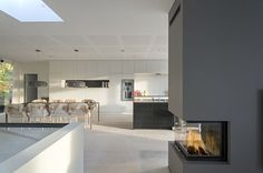 A Villa in Denmark Located on the Edge of a Forest - Design Milk
