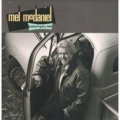 ROCK A BILLY BOY--MEL McDANIEL-LP