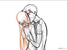 Draw People Kissing Step 12 Version 3.jpg