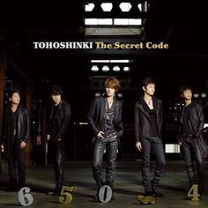 Tohoshinki The Secret Code HK press
