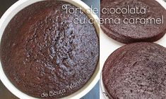 Din bucătăria mea: Tort de ciocolata cu crema caramel Creme Caramel, Food And Drink, Cookies, Garden, Desserts, Crack Crackers, Tailgate Desserts, Creme Brulee, Garten
