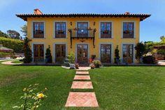 Hacienda Style Home Design Ideas