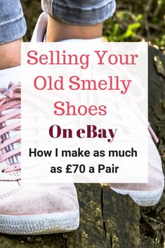 ca71af8ec45 How I Sold A £3 Pair Of Primark Pumps For £70 - Selling Smelly Shoes