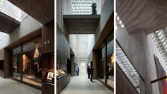 allied works architecture - Clyfford Still Museum