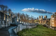 York, England, UK - staoist520/Shutterstock Best Places To Live, Cool Places To Visit, Great Places, York Minster, Cathedral Church, Vacation Spots, The Good Place, New York Skyline, World