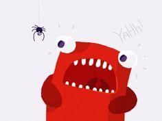 Horrible Monster!!