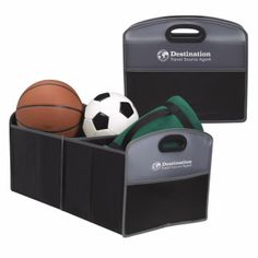 20454 - Collapsible Car Trunk Organizer #livebicgraphic #promoproducts Nylons, Trunk Organization, Car Trunk, Automobile Industry, Car Insurance, Transportation, Trunks, Industrial, Marketing