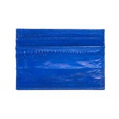Makki card holder - electric Blue