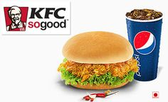 KFC Block Buster Combo Rs 139 for Chicken Rockin Combo along with a Fastticket movie voucher