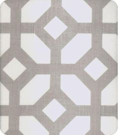 gray lattice fabric