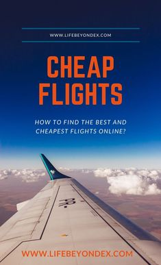 A guide for booking the best flights to Egypt for an affordable price. The best tips for booking cheap international flights. Best Flights, Cheapest Flights, Flights Online, Travel Flights, Cheap Travel, Budget Travel, Travel Tips, Travel Advise, Cheap Tickets