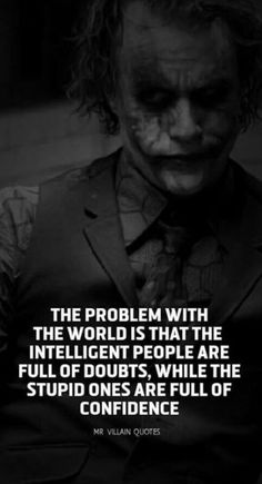 89 Joker Most Loved Quotes Memes Collection