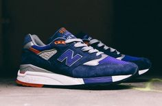 New York Knicks Fans Should Be All Over This New Balance 998