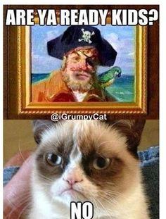 Grumpy Cat (I hate spongebob!)