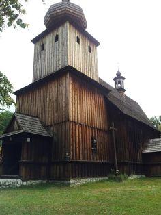 Wooden church, Poland
