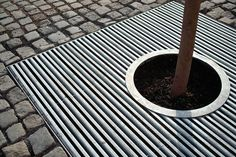 mmcité - products - tree grids - arbottura