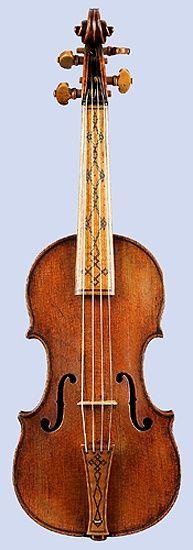 Girolamo Amati | Violino piccolo, Cremona, 1613